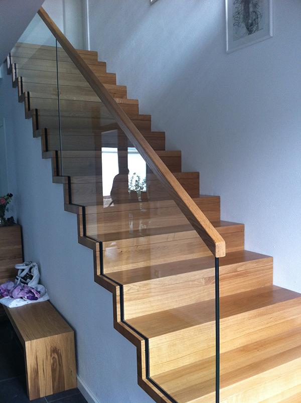 Ammann Treppen Holz Und Beton