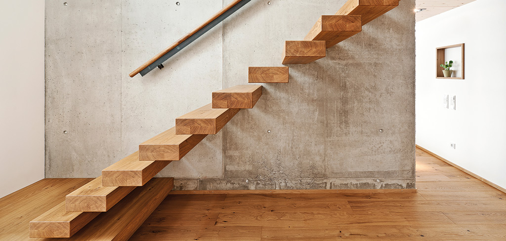 Ammann Treppen seit 1988
