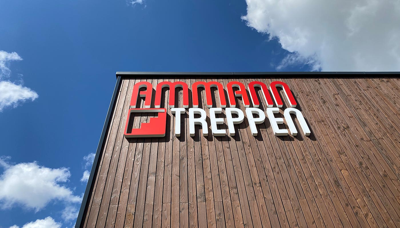 Ammann Treppen Unternehmen